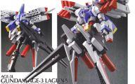 Gundam Age 39 Anime Background