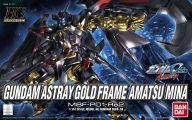 Gundam Astray 17 Background Wallpaper