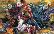 Gundam Astray 33 Anime Background