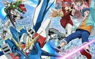 Gundam Build Fighters 28 Free Hd Wallpaper