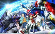 Gundam Build Fighters 30 Anime Wallpaper