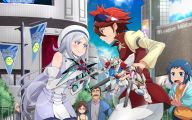 Gundam Build Fighters 4 Anime Wallpaper