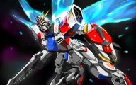 Gundam Build Fighters 9 Anime Background