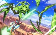 Gundam Build Fighters Try 8 Anime Background