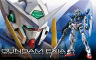 Gundam Exia 35 Free Hd Wallpaper