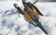 Gundam Kyrios 16 Anime Wallpaper