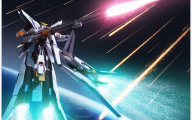 Gundam Kyrios 20 Cool Wallpaper