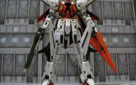 Gundam Kyrios 24 Background Wallpaper