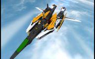 Gundam Kyrios 4 Widescreen Wallpaper