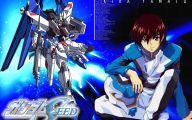 Gundam Seed 50 Desktop Background