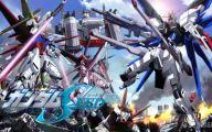 Gundam Seed 66 Background Wallpaper