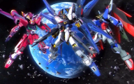 Gundam Seed Destiny 4 Anime Background