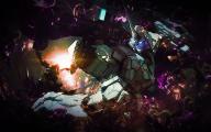 Gundam Unicorn 39 Wide Wallpaper