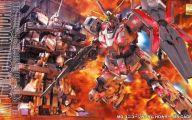 Gundam Unicorn 41 Desktop Wallpaper