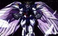 Gundam Wing 21 Widescreen Wallpaper