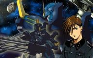 Gundam Wing 25 Desktop Wallpaper