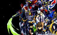 Gundam Wing 27 Desktop Background