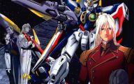 Gundam Wing 33 Background Wallpaper
