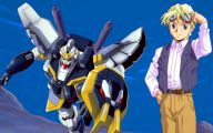 Gundam Wing 37 Desktop Background
