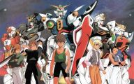 Gundam Wing 4 Widescreen Wallpaper