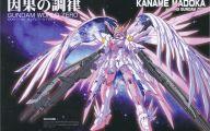 Gundam Wing 42 Widescreen Wallpaper