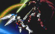 Gundam Wing 7 Desktop Background