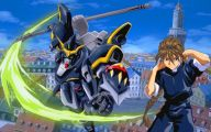 Gundam Wing 8 Desktop Background