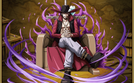 One Piece Hawkeye 38 Widescreen Wallpaper