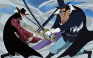 One Piece Hawkeye 5 Background Wallpaper