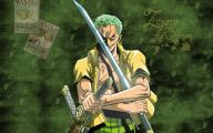 One Piece Zoro 13 Free Hd Wallpaper