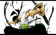 One Piece Zoro 38 Background Wallpaper