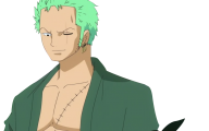 One Piece Zoro 4 Anime Background