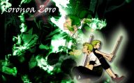 One Piece Zoro 40 Background Wallpaper
