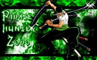 One Piece Zoro 44 Free Wallpaper