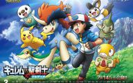 Pokemon Xy Keldeo 11 Cool Hd Wallpaper