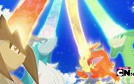 Pokemon Xy Keldeo 35 Anime Background