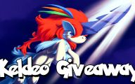 Pokemon Xy Keldeo 37 Wide Wallpaper