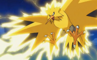 Pokemon Xy Zapdos 16 Anime Background