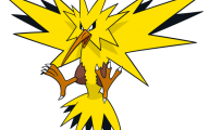 Pokemon Xy Zapdos 18 Desktop Wallpaper