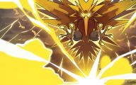 Pokemon Xy Zapdos 2 Wide Wallpaper