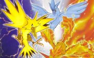 Pokemon Xy Zapdos 29 Widescreen Wallpaper