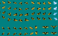 Pokemon Xy Zapdos 33 Widescreen Wallpaper