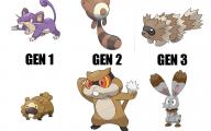 Pokemon Xy Zigzagoon 31 Background Wallpaper