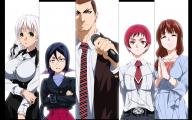 Shokugeki No Soma Alice 25 Desktop Background