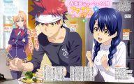 Yukihira Soma 3 Anime Background