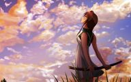 Anime Girls Wallpaper 13 Widescreen Wallpaper