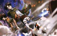 Attack On Titan 15 Widescreen Wallpaper