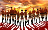 Attack On Titan 17 Anime Background