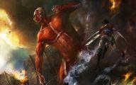 Attack On Titan 18 Widescreen Wallpaper