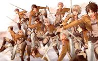 Attack On Titan 23 Cool Wallpaper
